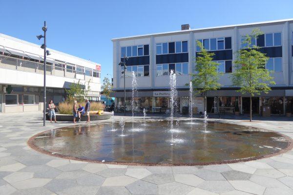 Hørsholm bymidte